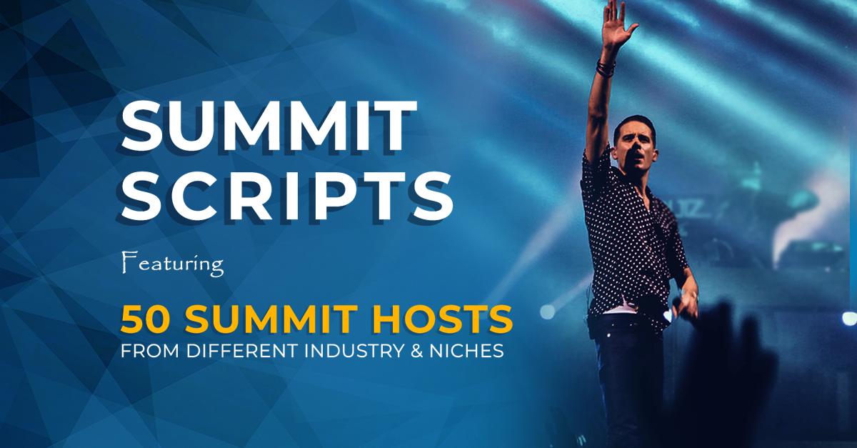Summit Scripts